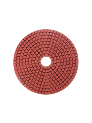 АГШК Ø100 P500 Алмазный гибкий шлифовальный круг для влажной шлифовки STRONG СТБ-30200500