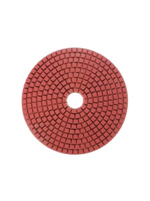АГШК Ø100 P3500 Алмазный гибкий шлифовальный круг для влажной шлифовки STRONG СТБ-30203500