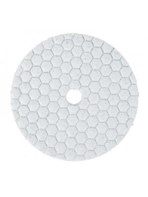 АГШК Ø100 P400 Алмазный гибкий шлифовальный круг для сухой шлифовки STRONG СТБ-31100400