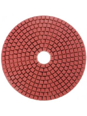 АГШК Ø125 P3500 Алмазный гибкий шлифовальный круг для влажной шлифовки STRONG СТБ-31203500