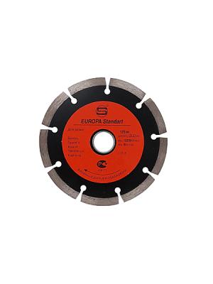 Диск алмазный 125x22.23x7x2.0мм SEGMENT ЭКОНОМ STRONG СТД-11300125