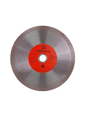 Диск алмазный 180x25.4/22.23x10мм по плитке СПЛОШНОЙ STRONG СТД-12400180