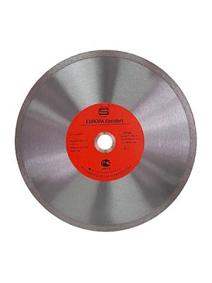 Диск алмазный 300x25.4/22.23x10мм по плитке СПЛОШНОЙ STRONG СТД-12400300