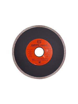 Диск алмазный 150x22.23x5мм по плитке СПЛОШНОЙ ECONOM STRONG СТД-12600150
