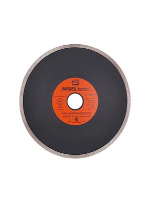Диск алмазный 180x32/25.4x5мм по плитке СПЛОШНОЙ ECONOM STRONG СТД-12600180