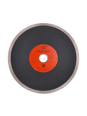 Диск алмазный 200x25.4/22.23x5мм по плитке СПЛОШНОЙ ECONOM STRONG СТД-12600200