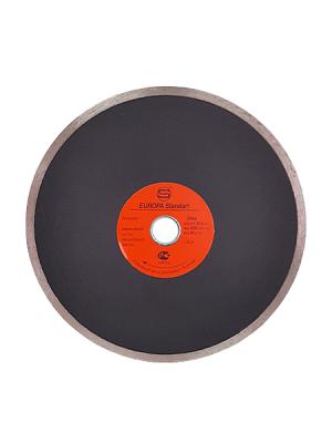 Диск алмазный 230x25.4/22.23x5мм по плитке СПЛОШНОЙ ECONOM STRONG СТД-12600230