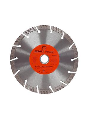 Диск алмазный 180x22.23x10x2.5мм по железобетону TURBO-SEGMENT STRONG СТД-13500180