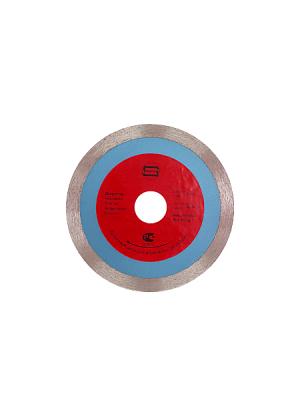 Диск алмазный 125x22.23x10x1.0мм по керамике СПЛОШНОЙ Ультратонкий STRONG СТД-17300125