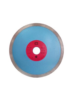 Диск алмазный 180x25.4x10x1.2мм по керамике СПЛОШНОЙ Ультратонкий STRONG СТД-17300180