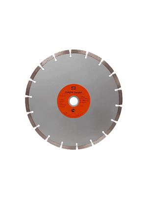 Диск алмазный 230x22.23x7x2.5мм SEGMENT ЭКОНОМ STRONG СТД-17800230