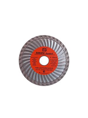 Диск алмазный 125x22.23x9x3.0мм TURBO-VOLNA ЭКОНОМ STRONG СТД-17900125