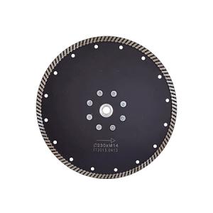 Алмазные диски с фланцем