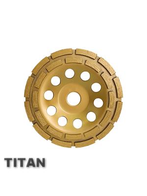 Алмазная чашка 150x22.23 по бетону SEGMENT TITAN СТД-18900150