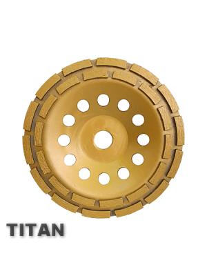Алмазная чашка 180x22.23 по бетону SEGMENT TITAN СТД-18900180