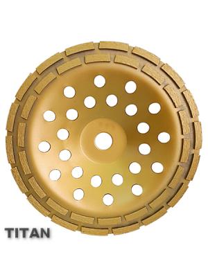 Алмазная чашка 230x22.23 по бетону SEGMENT TITAN СТД-18900230