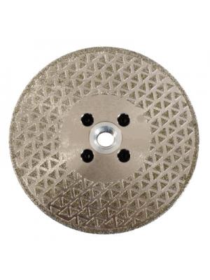 Алмазный гальванический диск 125xM14 STRONG СТД-19400125