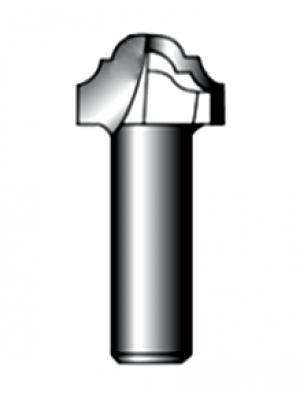 Фреза фигурная 8xD16xH10 R3 STRONG СТФ-20510016