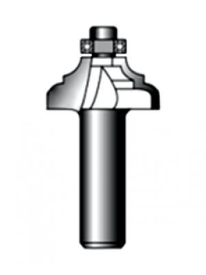 Фреза фигурная 8xD45xH12 R8 STRONG СТФ-21020045