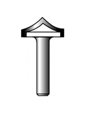 Фреза фигурная 8xD16xH8 R20 STRONG СТФ-21570016