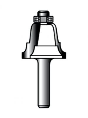 Фреза фигурная 8xD35xH30 STRONG СТФ-22010035
