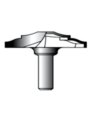 Фреза фигирейная горизонтальная 8xD50xH8 STRONG СТФ-24120050