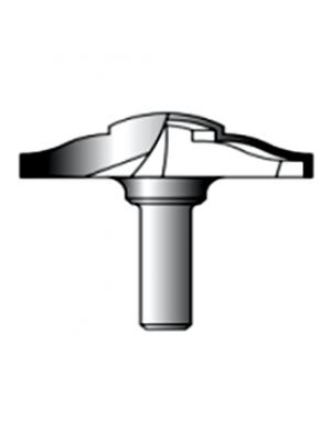 Фреза фигирейная горизонтальная 12xD60xH11 STRONG СТФ-24160060