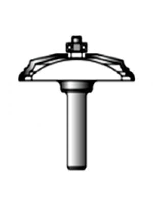 Фреза фигирейная горизонтальная 12xD103xH15 R3.5 STRONG СТФ-30020103