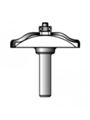 Фреза фигирейная горизонтальная 12xD103xH15 R3/R30 STRONG СТФ-30030103