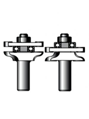 Набор фрез для соединительных пазов 12xD46xH24 STRONG СТФ-35050012