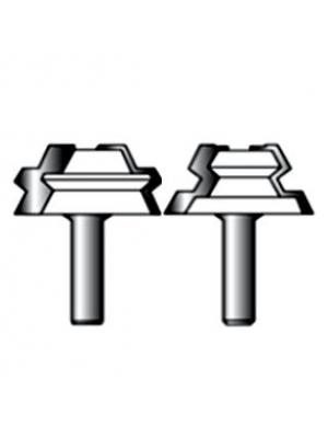 Набор фрез для соединительных пазов 8xD37xH22 STRONG СТФ-3510008