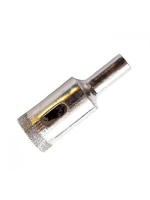 Алмазная коронка 15мм по кафелю и стеклу STRONG СТК-04100015