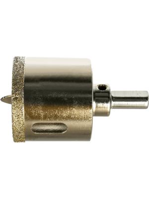 Алмазная коронка 90мм по кафелю и керамике с центрирующим сверлом STRONG СТК-06600090