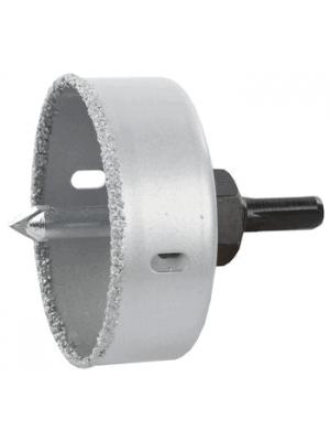 Коронка 65мм с карбид вольфрамовой крошкой STRONG СТК-06900065