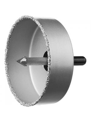 Коронка 102мм с карбид вольфрамовой крошкой STRONG СТК-06900102