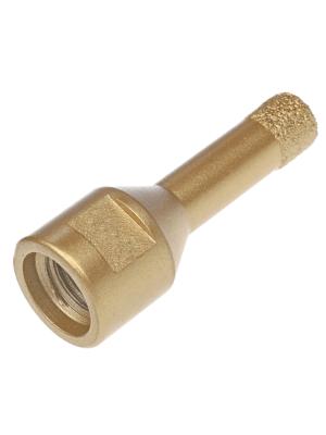Алмазная коронка по граниту 16мм М14 для УШМ STRONG СТК-07500016