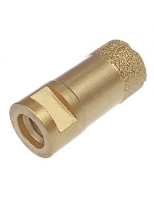 Алмазная коронка по граниту 20мм М14 для УШМ STRONG СТК-07500020