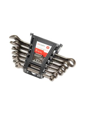 Набор комбинированных ключей 8 предметов 6-22мм Cr-V STRONG СТП-92508622