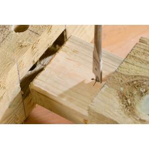 Сверла перовые по дереву Ø 6-55 мм