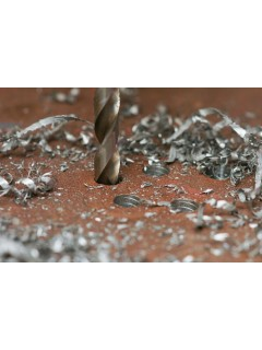 Сверло удлиненное по металлу 3x300мм Р6М5 STRONG СТС-03203300