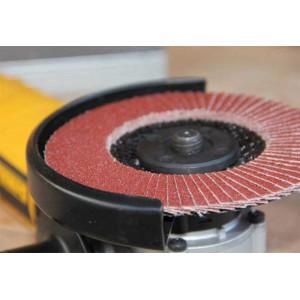 КЛТ - Круги лепестковые торцевые для УШМ (болгарки) диаметр 125-180 мм зерно Р36-Р150