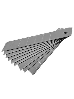 Лезвия сегментированные 18мм 10 шт. STRONG STANDARD СТУ-21618100